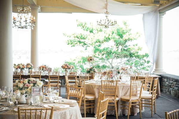 Whimsical, Shabby Chic Wedding with East Coast Charm in Newport, RI ...