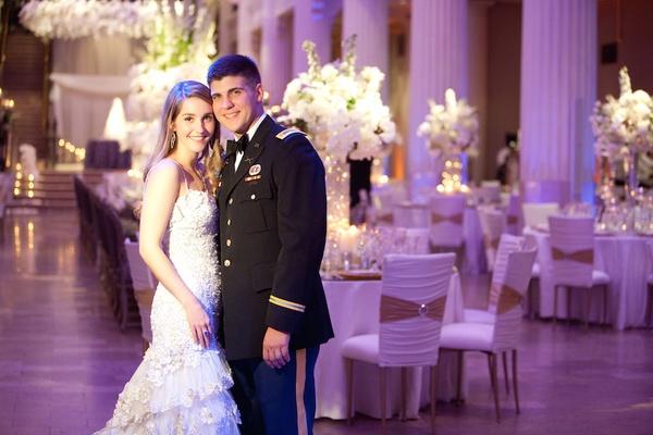 Inspirational Military Weddings From Coast To Coast