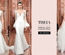 Bridal Fashion Week: THEIA Spring 2019