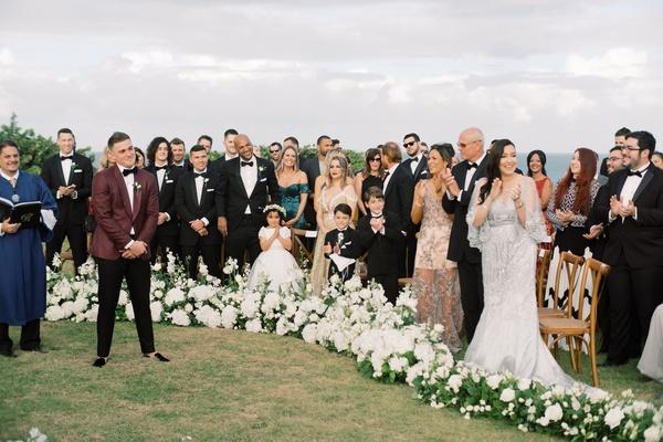 Kike Hernandez baseball wedding matt kemp, justin turner, kyle farmer, alex wood, austin barnes