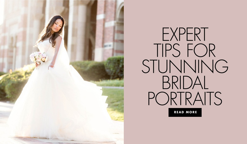 expert tips for stunning bridal portraits from laurie bailey photography
