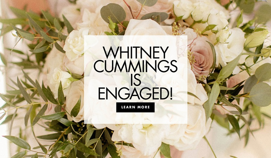 Comedian Whitney Cummings is engaged to Miles Skinner horseback riding engagement