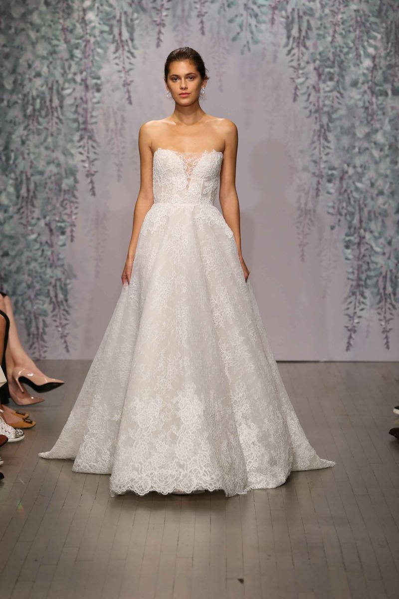 Wedding Dresses: Monique Lhuillier Fall 2016 Bridal Collection ...