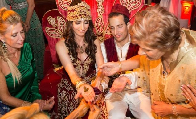 Henna Weddings' Culture