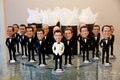 Chad Carroll bobblehead with groomsmen bobblehead wedding gifts