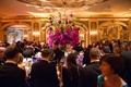 Wedding reception at The Plaza Hotel in New York City guests waiting for drinks at the bar