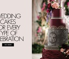 Wedding cakes for every type of celebration wedding theme styles