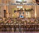 museum wedding inspiration location modern contemporary real weddings brides grooms