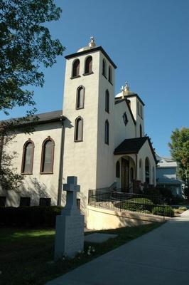 Assumption of the Virgin Mary Greek Orthodox church