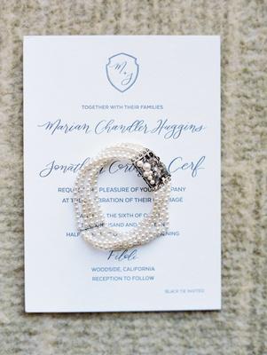 bridal jewelry, pearl bracelet with four strand