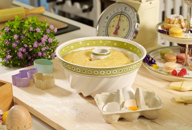 Registry Photos - Villeroy & Boch Easter Breakfast Bundt Cake Baking ...