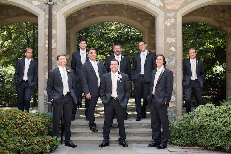 Beautiful Dark Grey Suit Wedding Contemporary - Styles & Ideas ...