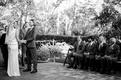 Private estate wedding ceremony in Santa Barbara