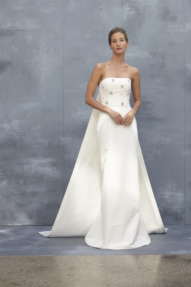 Wedding Dresses Photos Ellory By Amsale Inside Weddings