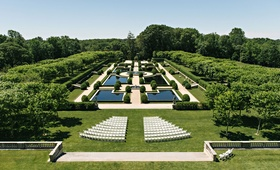 Wedding ceremony venues in New York castle Oheka Castle wedding ideas