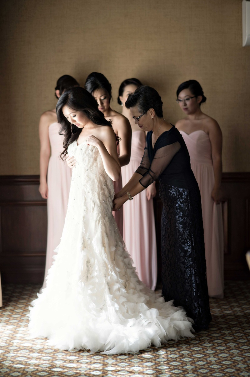 Classic California Wedding with American and Chinese Traditions ...