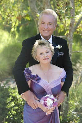 Paul and Vera Guerin at son Michael's wedding