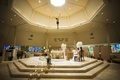 Saint Ann Catholic Church ceremony in Florida