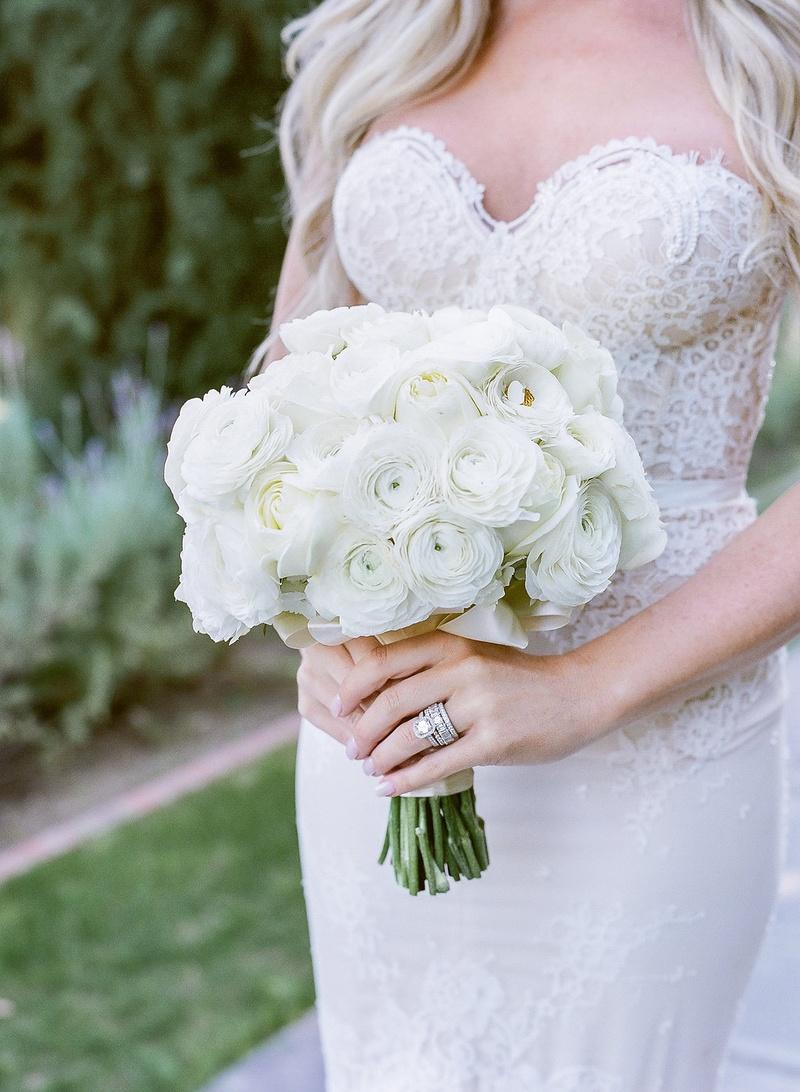 Bouquets Photos - Rose & Ranunculus Bouquet - Inside Weddings