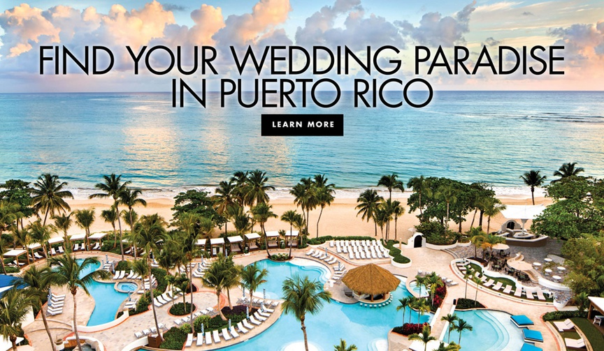 find your wedding and honeymoon paradise in puerto rico newly renovated hotels and resorts island