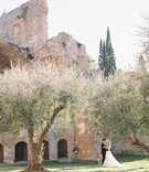 wedding portrait at old abbey orvieto umbria italy destination wedding venue ideas
