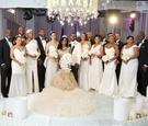 Kandi Burruss wedding bridesmaids and groomsmen including NeNe Leakes