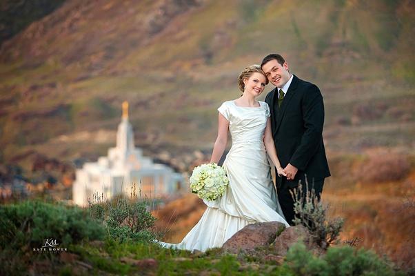 Draper, Utah Wedding