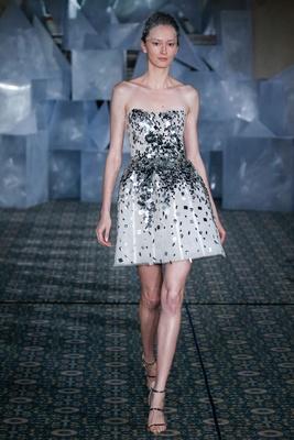 Bridal Fashion Week Mira Zwillinger Spring 2019 Inside Weddings