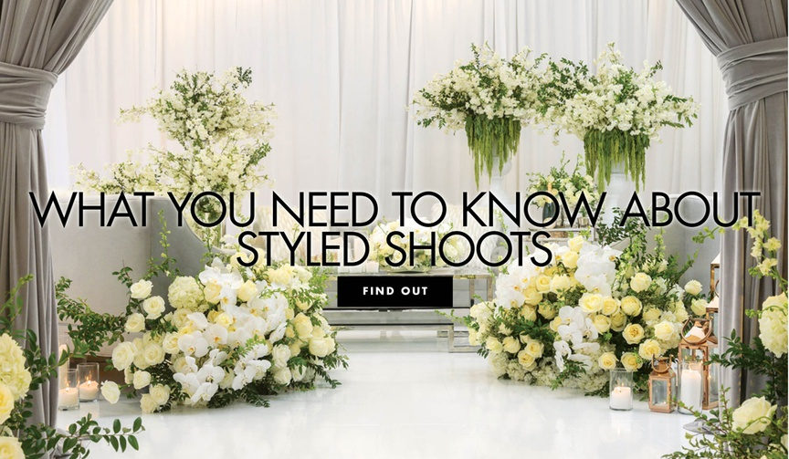 what you need to know about styled shoots wedding planner andrea eppolito wedding advice