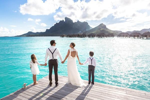 Bora bora photographer damien gobron inside weddings photo junglespirit Choice Image