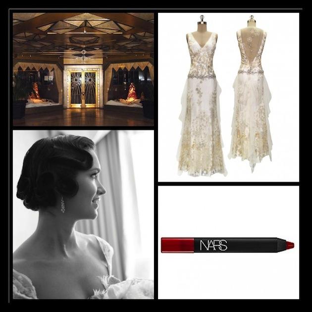 1920s Wedding Theme Wedding themes Inside Weddings