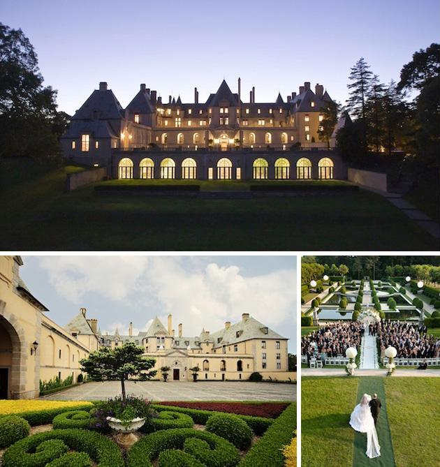 Castle Wedding Venues: Castle Wedding Venues, Unique Wedding Venues