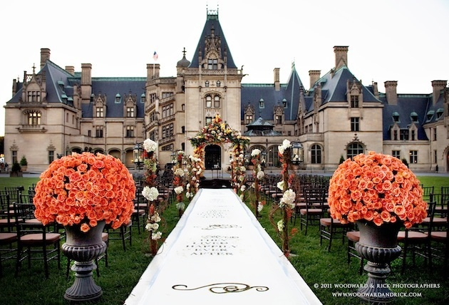 Castle wedding venues unique wedding venues oheka for Best wedding venues in the us