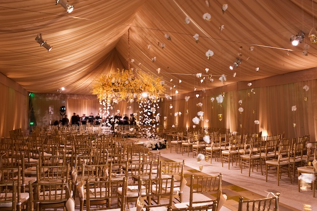 Wedding ceremony wedding decorations wedding ideas inside weddings junglespirit Images
