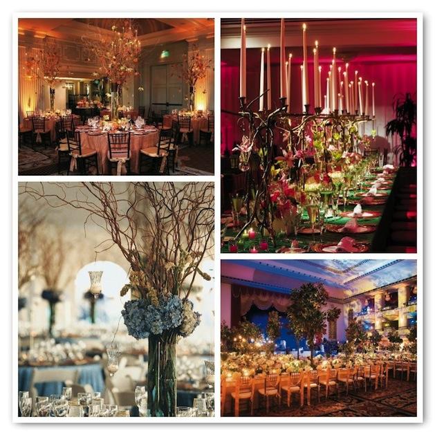 Wedding Centerpieces Wedding Flowers Wedding Reception Ideas
