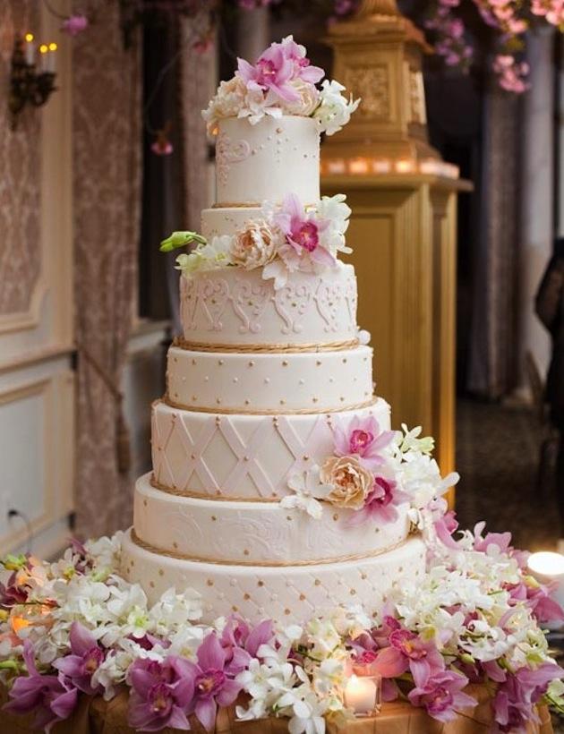 Wedding Cake Carr Ef Bf Bd