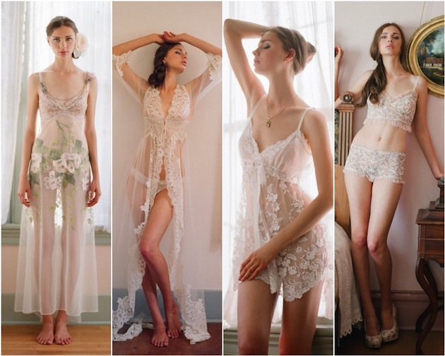 26ad0f92a Wedding Lingerie - Honeymoon Lingerie - Claire Pettibone