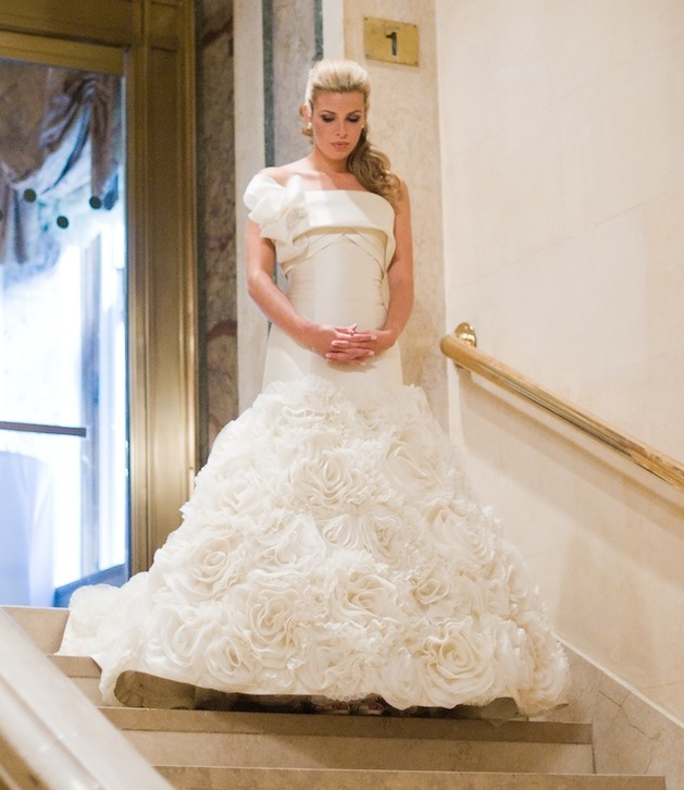 Wedding Dresses, Wedding Gowns, Second Wedding Gown - Inside Weddings