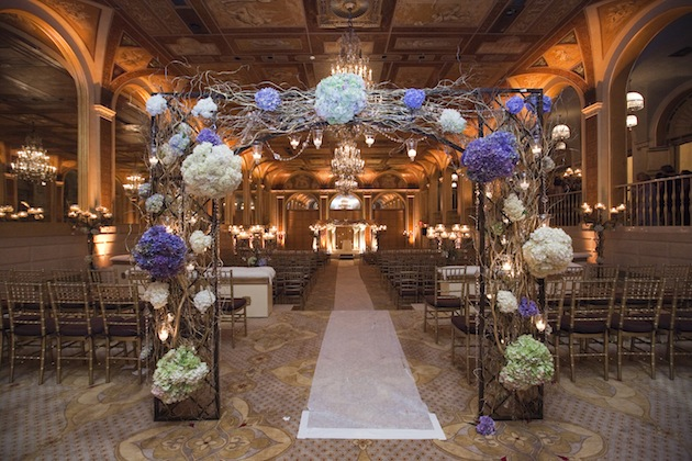 Wedding Ceremony - Wedding Decorations - Wedding Ideas - Inside Weddings