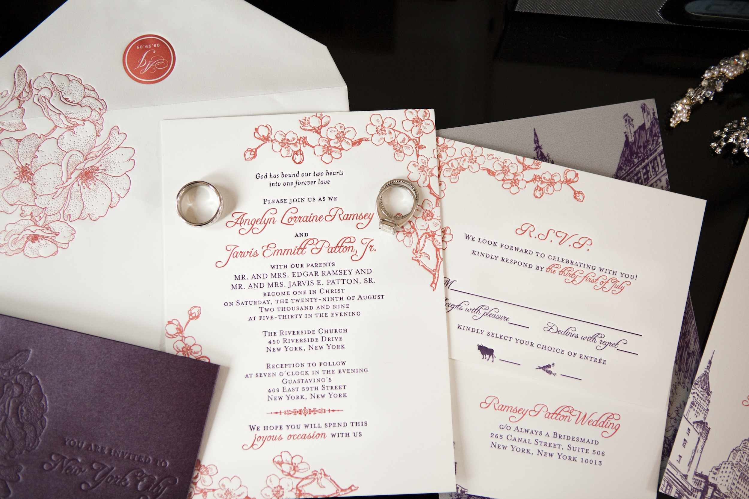 Wedding Invitations - Wedding Stationery Suites - Inside Weddings