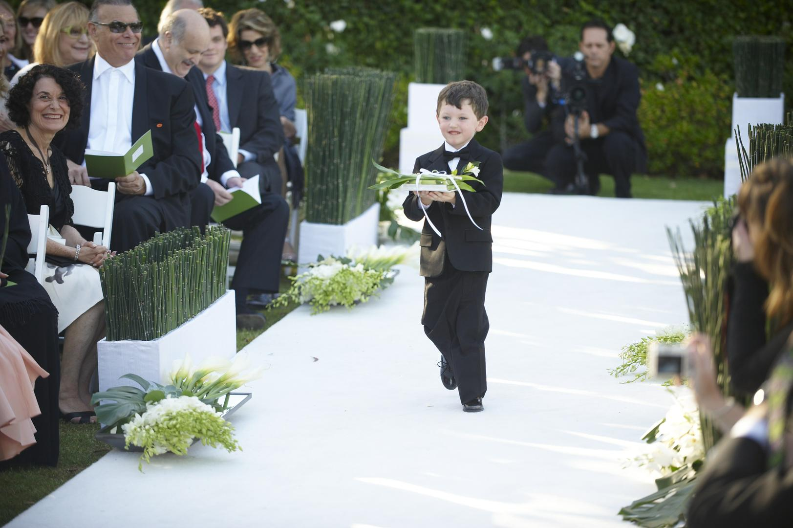 How Many Ring Bearers