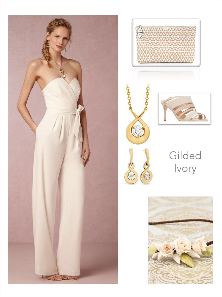4eb6efc4430e Outfits and accessories for brides to wear for bridal showers ...