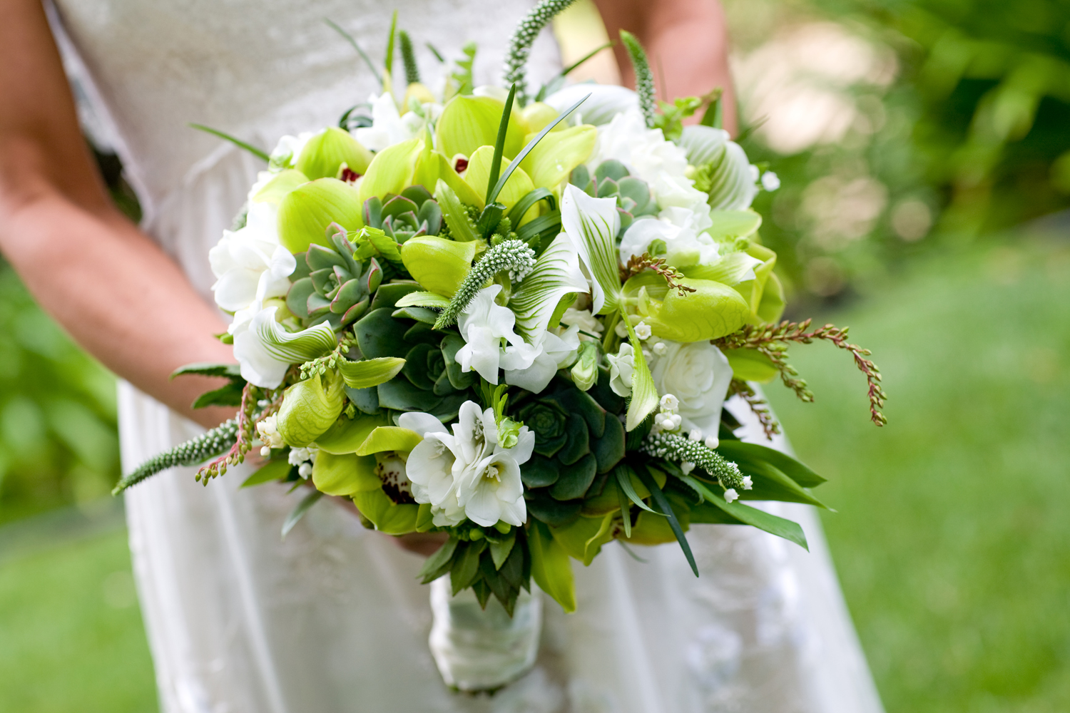 Wedding Flowers How To Incorporate Succulents Inside Weddings