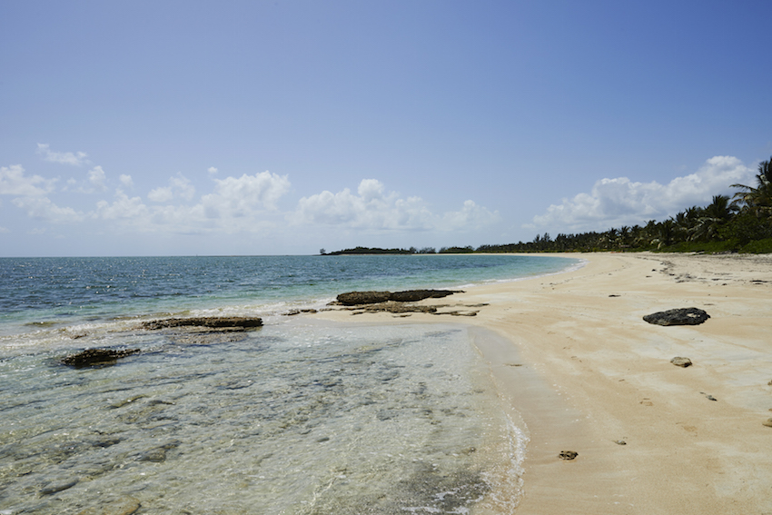 Kamalame Cay Private Beach