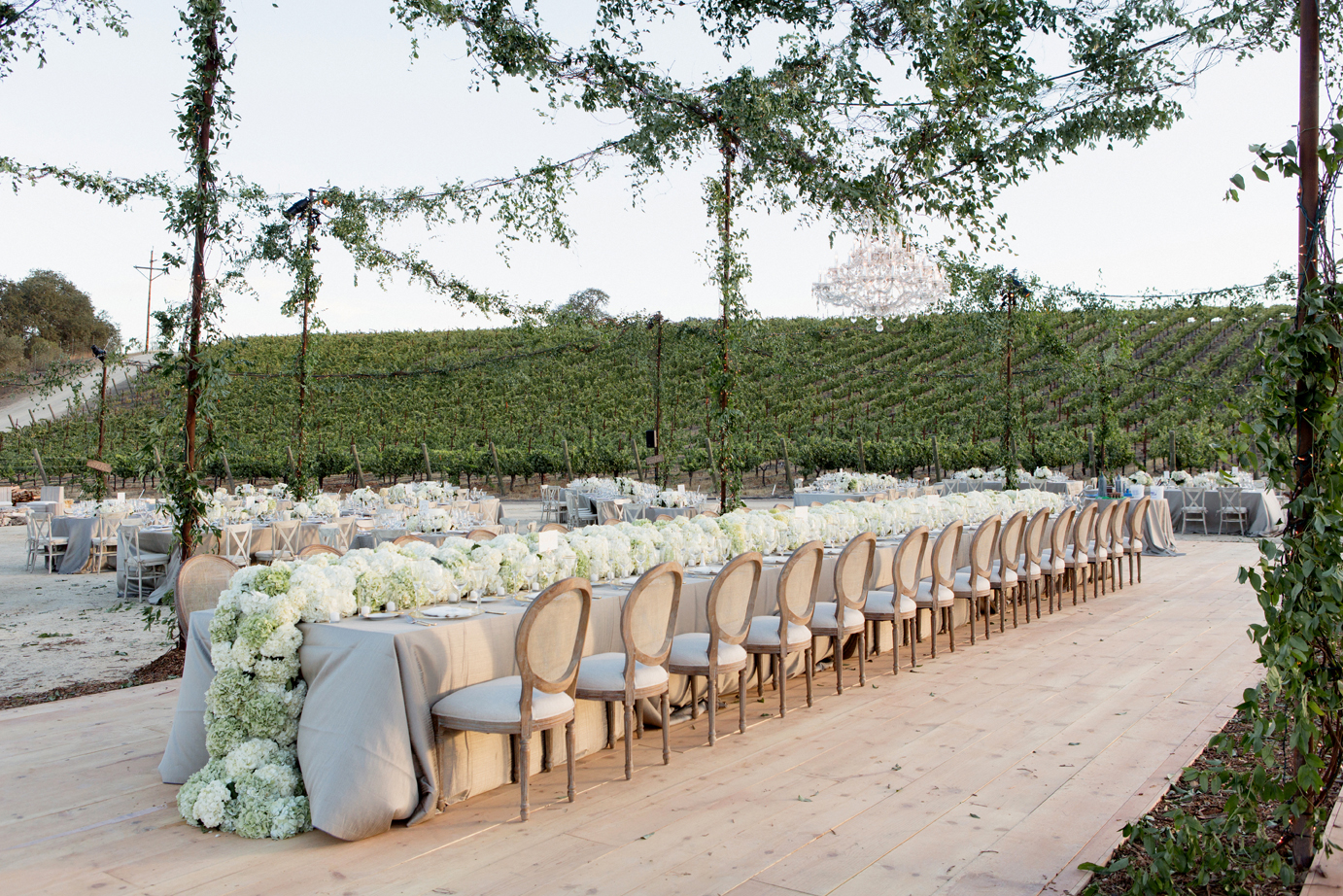 Outdoor Weddings Inspiration For Receptions Without Tents Inside