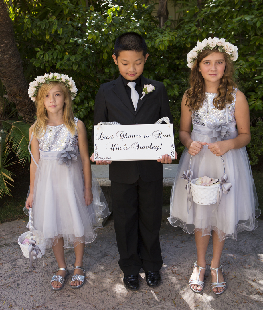 20 Creative Must See Wedding Ideas For Kids: Kids And Weddings: Cute Ceremony Ideas For Children