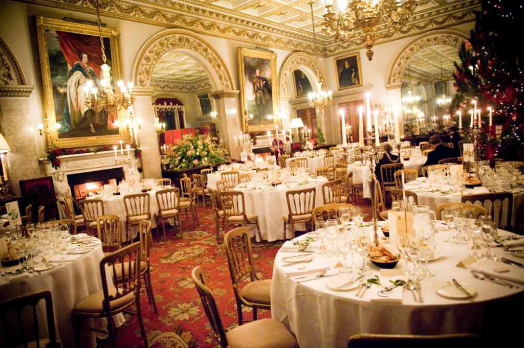 Castle Wedding Belvoir Castle In England Inside Weddings