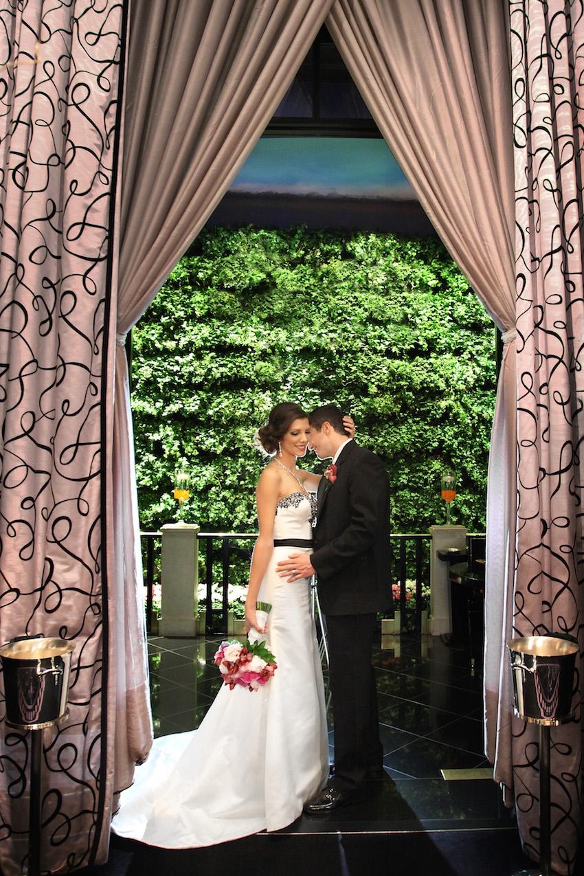 Las vegas wedding package jo l robuchon restaurant at for 702 weddings terrace