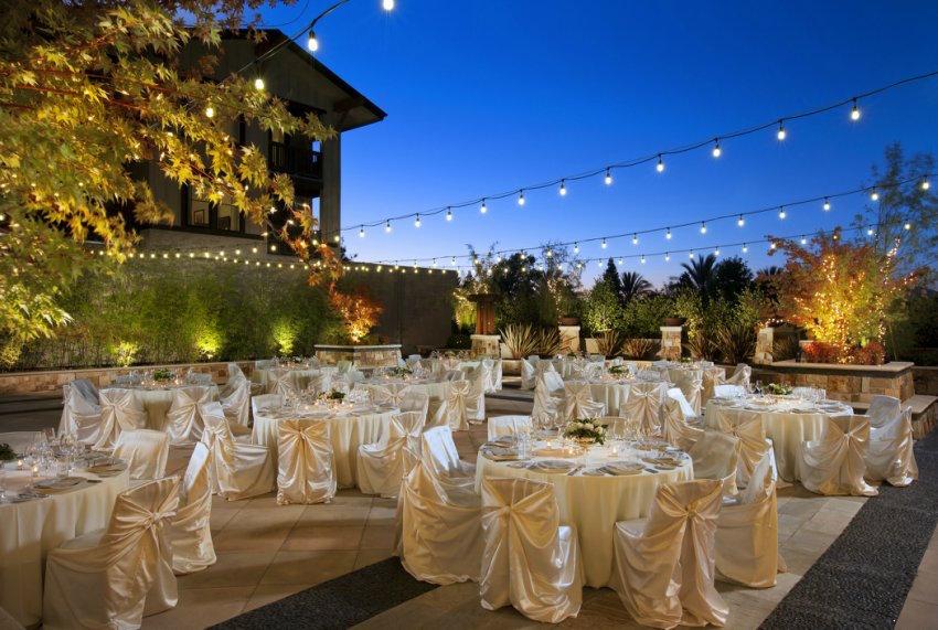 Wedding Venues California Starwood Hotels Resorts Inside Weddings