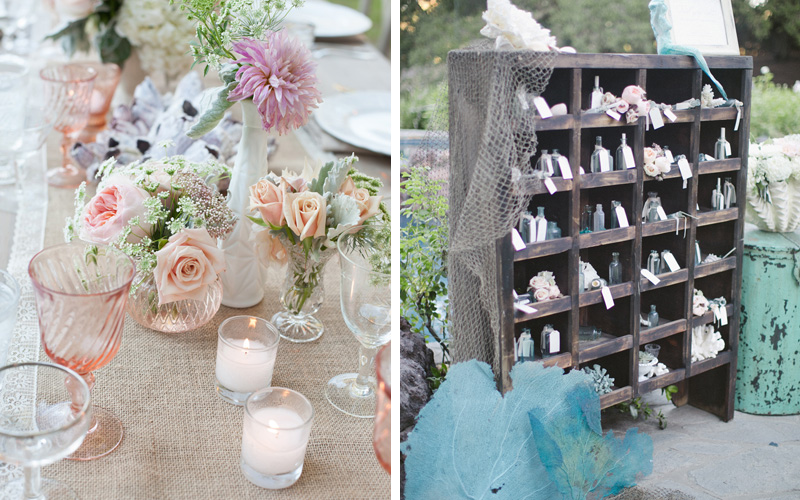 5 Ideas For A Great Beach Themed Wedding In Puglia: Vintage Wedding Themes For Modern Brides